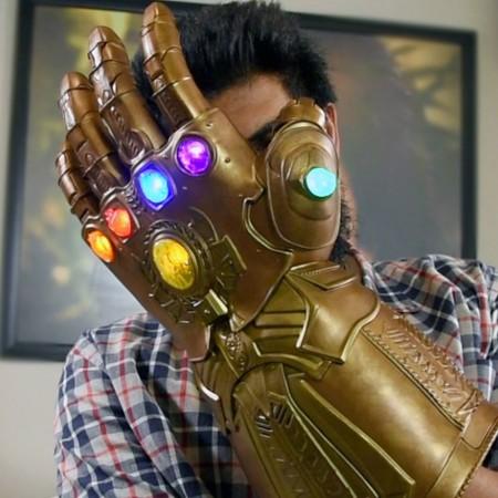 Avengers infinity war Rana Daggubati
