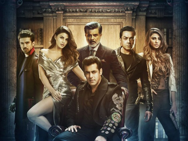 Salman Khan resembles Vin Diesel in Race 3