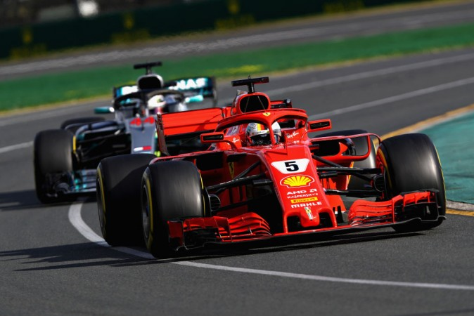 Australian Formula One Grand Prix