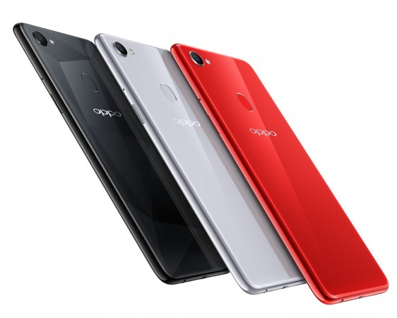 OPPO F7 launched
