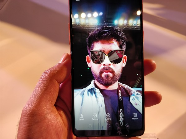 OPPO F7 first impressions