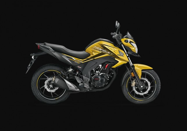 2018 honda cb hornet 160r launched at rs 84 675 what 39 s. Black Bedroom Furniture Sets. Home Design Ideas