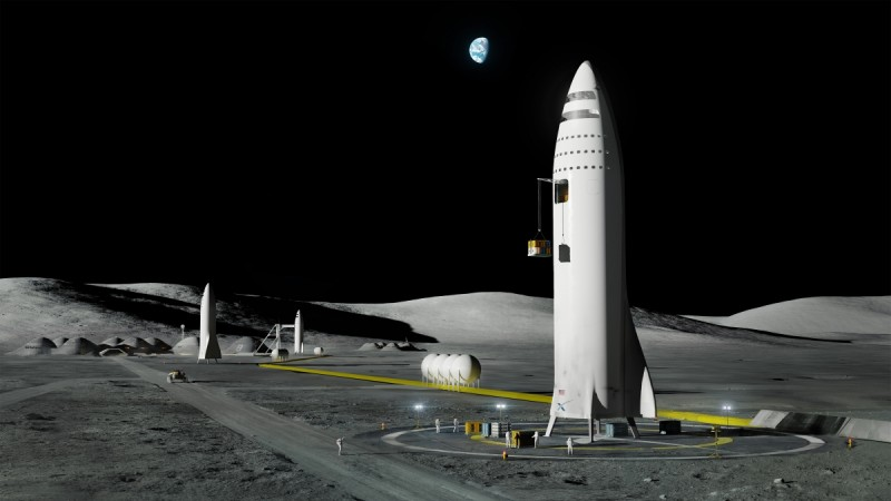 Moon Base Alpha