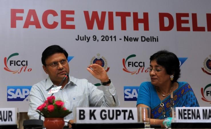 BK Gupta