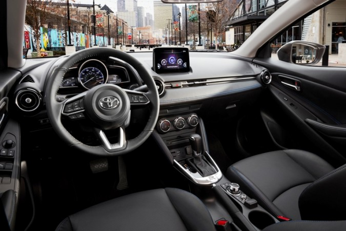 2019 Toyota Yaris, Toyota Yaris