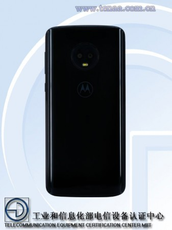 Moto G6 listed on TENAA