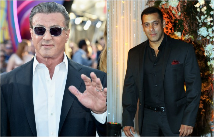 Sylvester Stallone sets the record straight, identifies Salman Khan in 'Race 3'