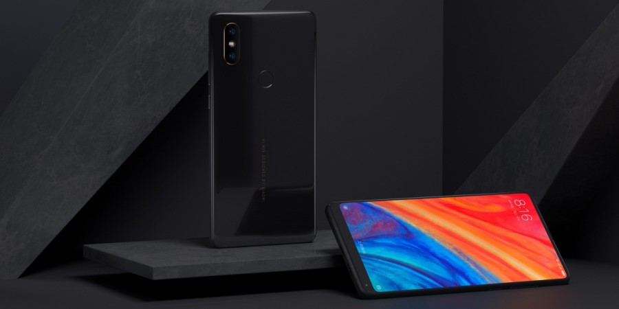 Xiaomi Mi Mix 2S: True flagship phone with original design and powerful hardware