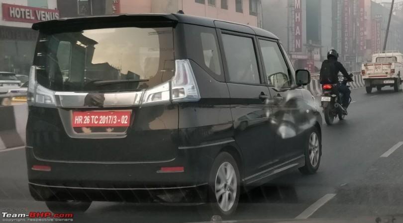 Maruti Suzuki WagonR, Maruti Suzuki WagonR MPV