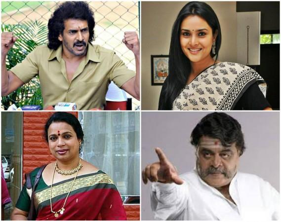 Upendra, Ambareesh, Umashri and Ramya