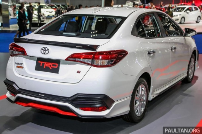 Toyota Yaris Launch Date Confirmed - Booking To Officially Begin From April End