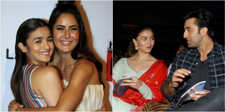 Alia Bhatt, Katrina Kaif
