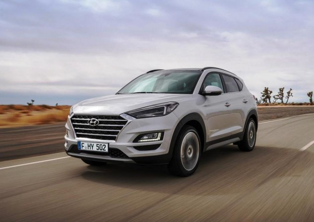 Jeep Compass Beware 2019 Hyundai Tucson Revealed At New