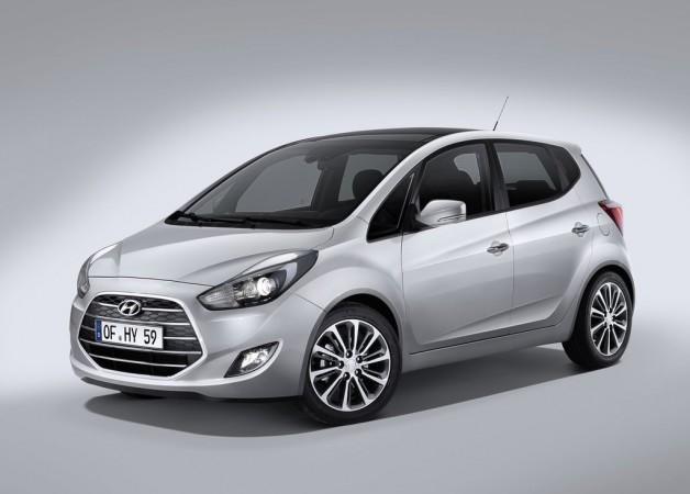 Hyundai S New Small Car To Be Named On October 4 Ibtimes India