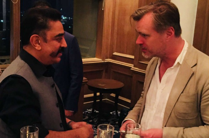Here is why Kamal Haasan apologized to Christopher Nolan