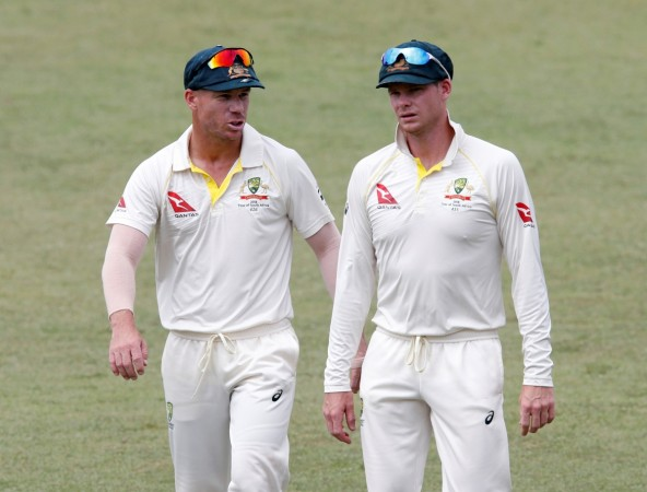 David Warner accepts Cricket Australia's sanctions over ball tampering scandal
