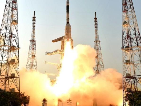 ISRO GSAT-6A