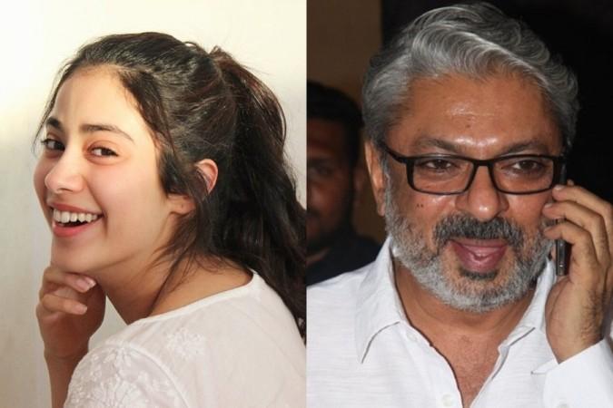 Janhvi Kapoor, Sanjay Leela Bhansali
