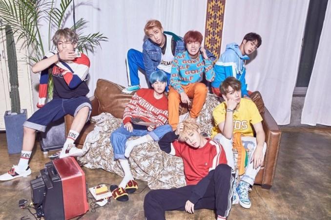 BTS (Bangtan Boys) members -- V, Jungkook, Suga, Jin, Jimin, RM and J-Hope