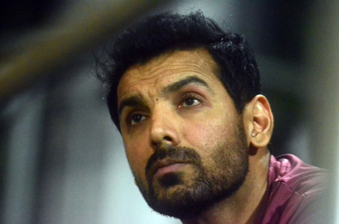 John Abraham reveals experience of wearing trunk in Dostana