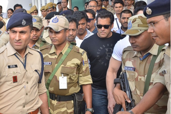 Salman Khan convicted