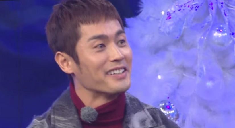 South Korean actor Lee Jong-soo