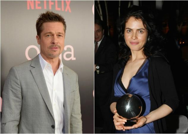 Is Brad Pitt's girlfriend Neri Oxman replicating Angelina ... Brad Pitt Dating