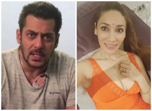 Sofia Hayat said that she is happy for Salman Khan being jailed