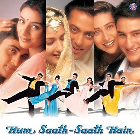 Salman Khan, Sonali Bendre, Tabu, Hum Saath Saath Hain