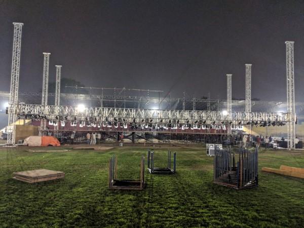 Bharat Ane Nenu Pre Release Stage