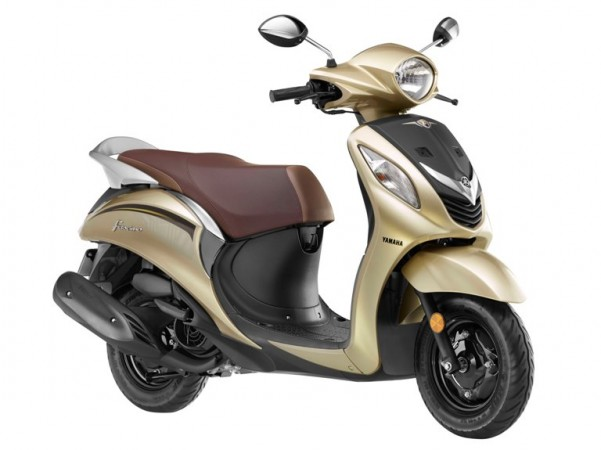 2018 Yamaha Fascino