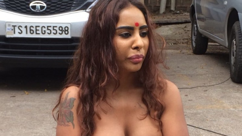Sri Reddy Leaks: Human Rights Commission Notices to TS Govt