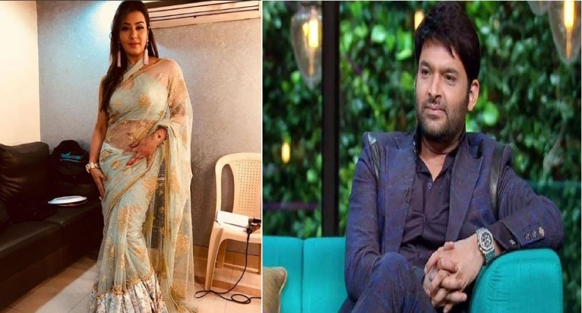 Shilpa Shinde supports Kapil Sharma