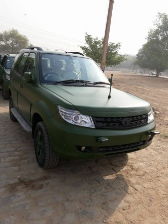 Tata Safari Storme, Indian Army