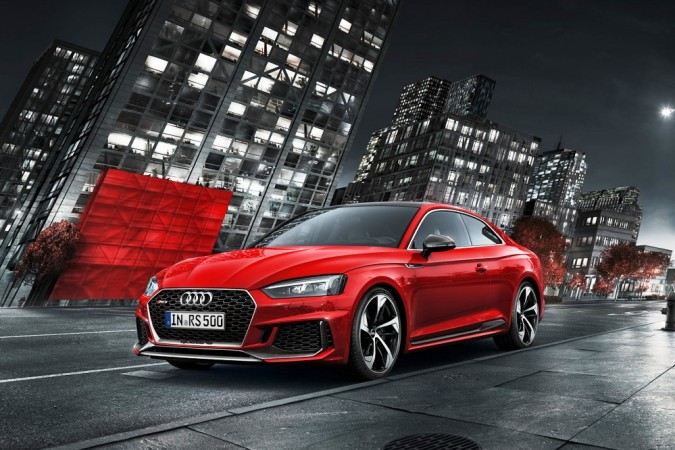 Audi RS 5 Sports Coupe