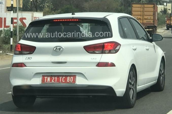 Hyundai i30, Hyundai i30 India