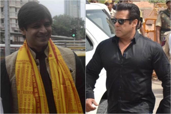 Vivek Oberoi, Salman Khan