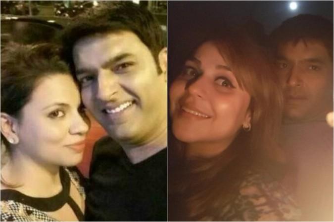 Kapil Sharma, Preeti Simoes, Ginni Chatrath