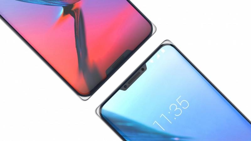 ZTE Iceberg concept phone