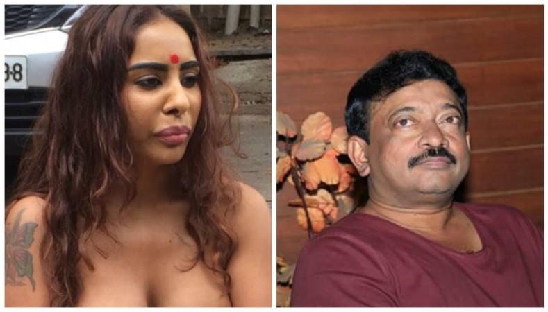 Ram Gopal Varma reacts to Sri Reddy's strip act