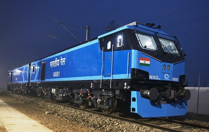 electric high-speed train