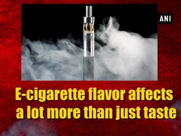 E-cigarette is harmful
