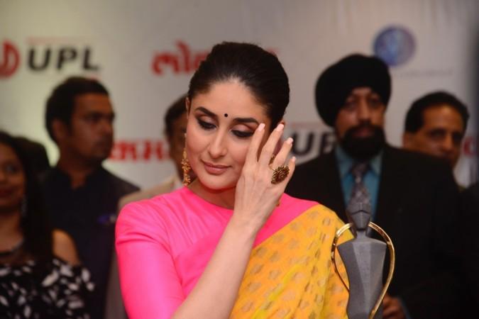 Kareena Kapoor Khan at Lokmat 2018