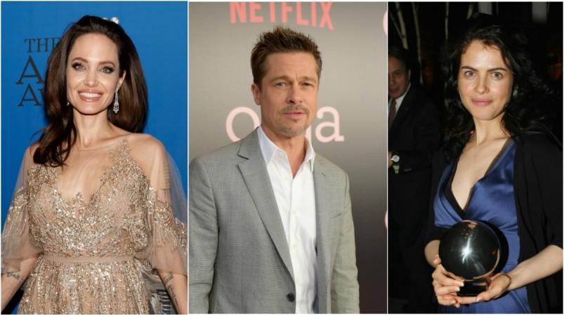 Angelina Jolie, Brad Pitt, Neri Oxman