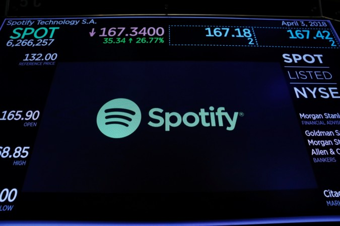 Spotify is available in India