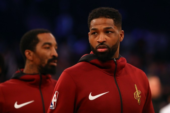 Tristan Thompson booed at the Cavaliers game.