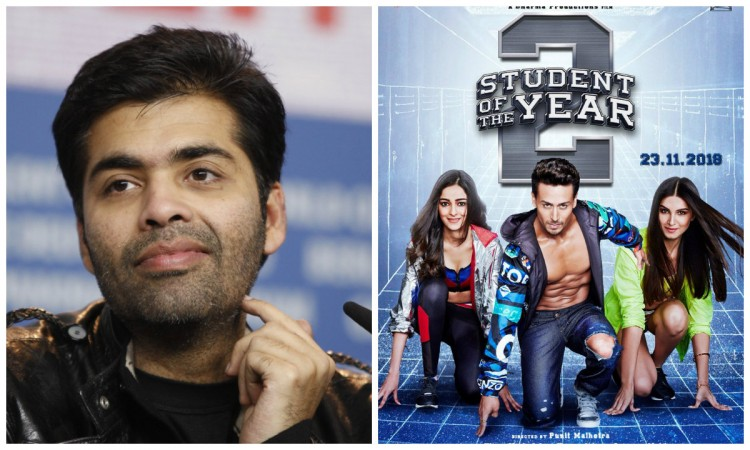 Karan Johar trolled after Student of the Year 2 poster release