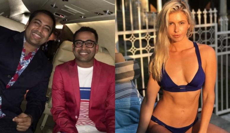Anand Happy Patel, Mariah Coogan