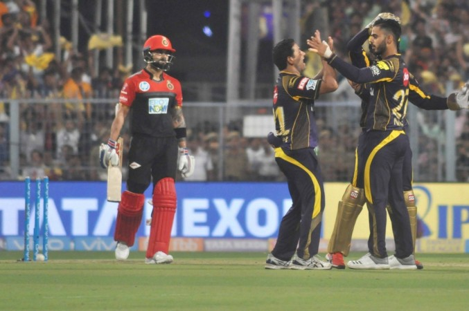 Russell, Narine propel KKR to second win