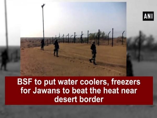 Freezers for Jawans to beat the heat near desert border